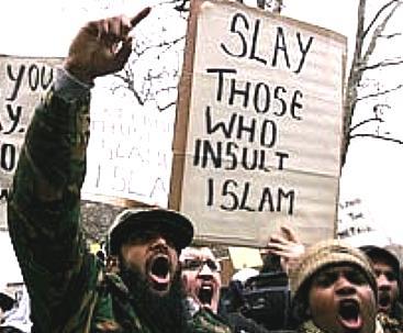 Religious Freedom Protest